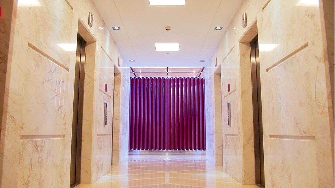 Elevator Hallway Ground Floor