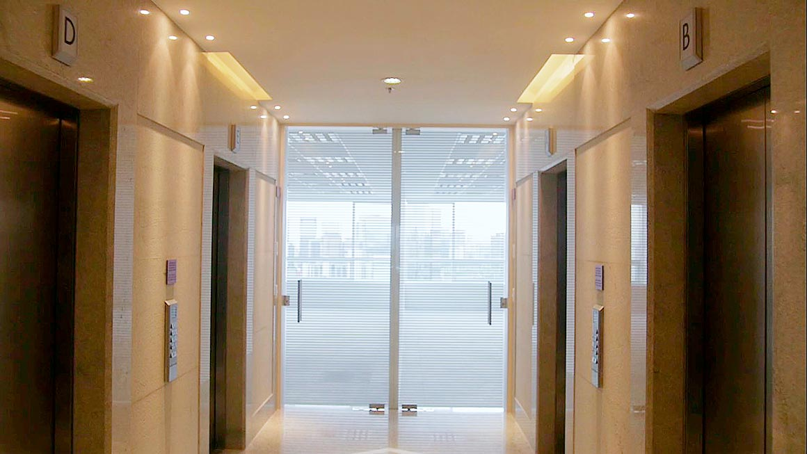 Elevator Hallway Standard Floor