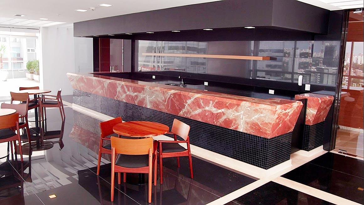 Coffee area Penthouse