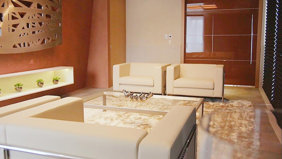 Lounge Sala de Reunião